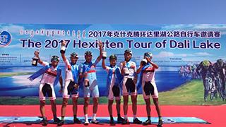 LIVALL Cycling Team Win At Ningxia