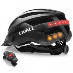 livall_mt1_black_cycling_helmet_lights