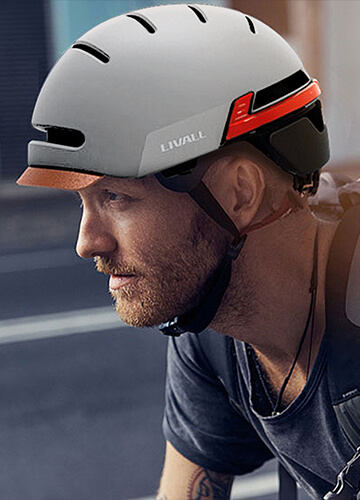 Urban Biker Livall BH51M Helmet