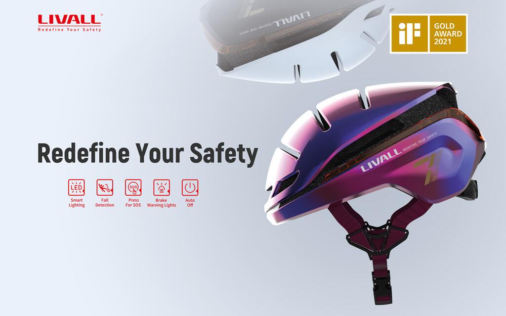 LIVALL EV021 Smart Helmet